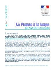 droit d'asile-allemand - Ambassade de France