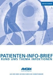 PATIENTEN-INFO-BRIEF - Amgen GmbH