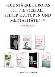 Europa Verlag - Brockhaus Commission