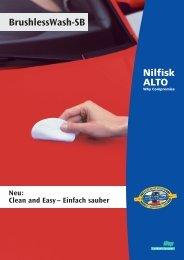 BrushlessWash-SB - Nilfisk ALTO