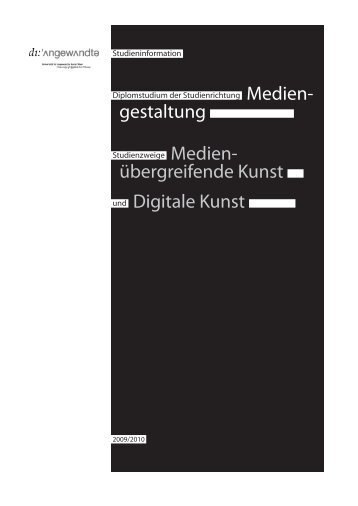 PDF Download - Transmediale Kunst