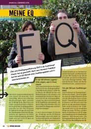 Meine EQ - Planet Beruf.de