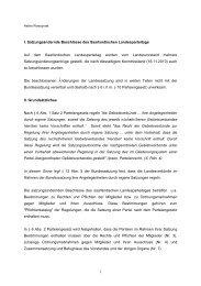 Zur Satzungswidrigkeit der Satzung Saarland - Blog von Halina ...