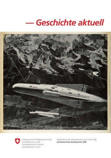 Mirage-Skandal - Schweizerisches Bundesarchiv - admin.ch