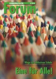 Wege zur inklusiven Schule - GAR NRW