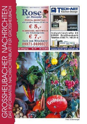 Großheubacher Nachrichten Ausgabe 19-2012 - STOPTEG Print ...