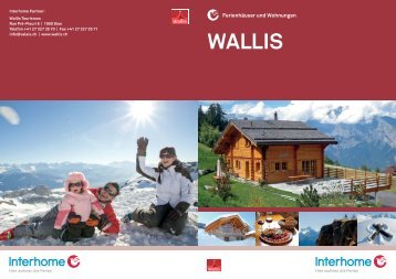 WALLIS - Valais Tourism