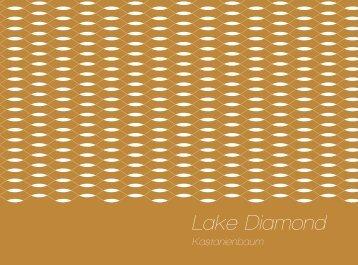 Lake Diamond - Müller Architekten AG