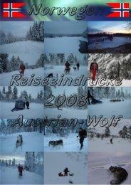 Norwegen - Northern Storm Wolf