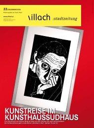 Kunstreise im Kunsthaussudhaus - Villach