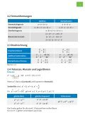 Formelsammlung zum Download (2994 KB) - Klassewasser.de - Seite 7