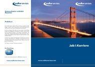 Download Job & Karriere-Flyer - Walter Service