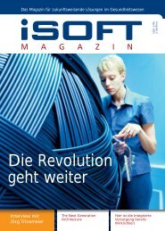 Ausgabe 2, April 2005 - iSOFT
