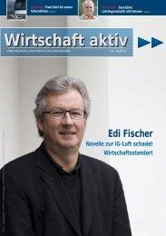 Wirtschaft AKTIV, Februar - Vorarlberg