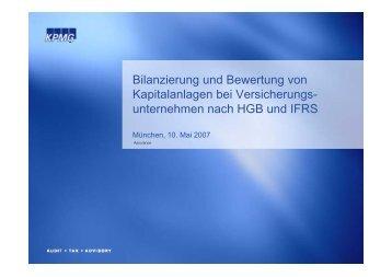 Kapitalanlagen (PDF) - Institut für Risikomanagement und ...