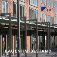 BAUEN IM BESTAND - BSP Architekten BDA