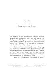 Imaginarien und Genese - In Medium Flow