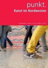 Download der aktuellen Ausgabe als pdf - Kunsthalle Bremen
