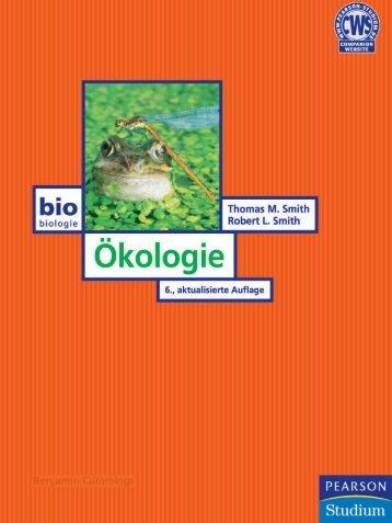 Ökologie - 6., aktualisierte Auflage