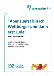 ENDTEXT JBZ AP 22 Embacher nlo - JBZ-Arbeitspapiere