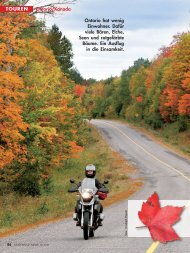 Motorrad News – Kanada - Motorcycle Daydream