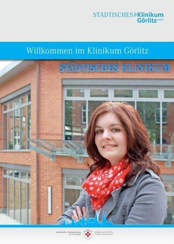 Willkommen im Klinikum Görlitz - Städtisches Klinikum Görlitz