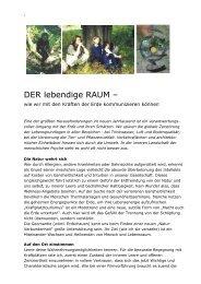 download als pdf - Mensch & Raum