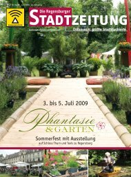 Download gesamte Ausgabe (PDF, 18076 kb) - Regensburger ...