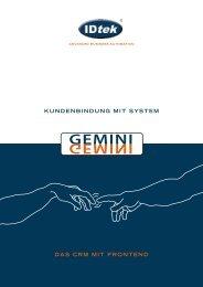 Gemini 2013 - Blume Weiden