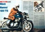 PDF: Münch Mammut 1200 TTS im Test ... - Motorrad online