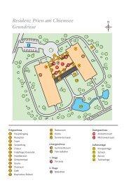 pdf Grundrisse Residenz Prien - Kursana