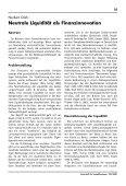 Neutrale Liquidität als Finanzinnovation - Zeitschrift für ... - Seite 2