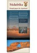 Die Apartheid - Hand in Hand – Afrika - Seite 2