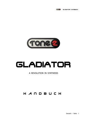 GLADIATOR - Tone2