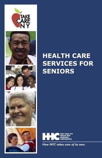 Seniors Brochure.indd - health & home care
