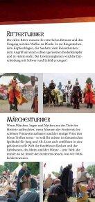 Flyer zum Ritterturnier - Armati Equites - Seite 3