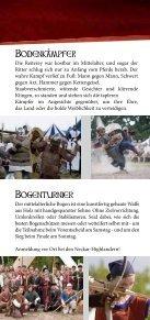 Flyer zum Ritterturnier - Armati Equites - Seite 4