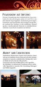 Flyer zum Ritterturnier - Armati Equites - Seite 5