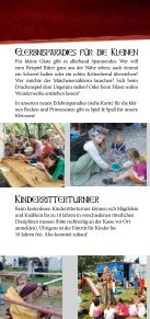 Flyer zum Ritterturnier - Armati Equites - Seite 6