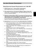 Buchsi-Info - Gemeinde Münchenbuchsee - Page 7
