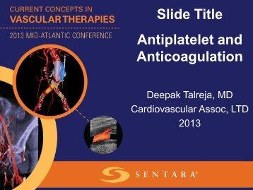 Management of Hypertension - Sentara.com