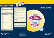 Nährwerte Fresubin® YOCrème - Hilfsmittel aktuell