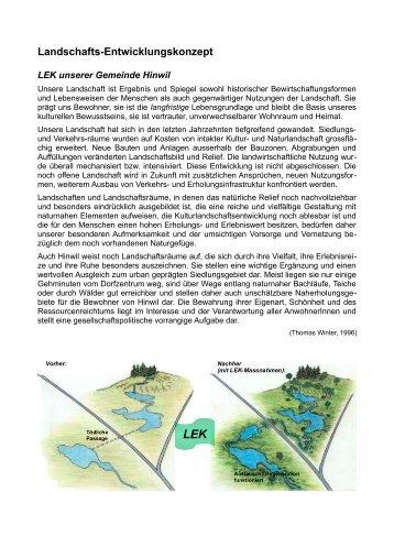 Landschaftsentwicklung - Stiftung Wirtschaft und Ökologie SWO