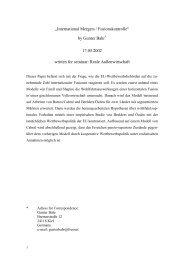 """""""International Mergers / Fusionskontrolle"""" by Gunter Bahr ... - Willmann"""