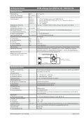 Differenzdruckmessgeräte mit elektrischem Ausgangssignal CrNi ... - Seite 3