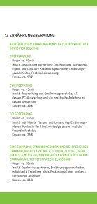 Broschüre Ernährungsmedizin - gemeinschaftspraxis koenig 33 - Seite 3
