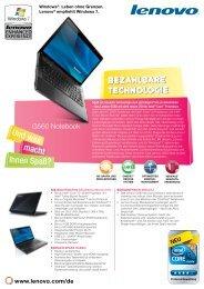 Essential G560 - Lenovo