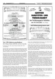 Vor 150 Jahren geschehen: - Stadt Löbau