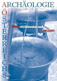 Beiblatt AÖ 17/3, 2006 - Österreichische Gesellschaft für Ur- und ...