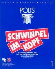 Polis 01 - Hessische Landeszentrale für politische Bildung